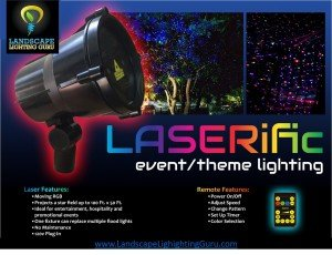 Laser Light Flyer