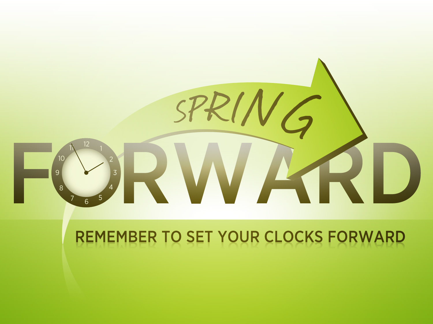Spring Forward - Time to check your outdoor timers! - Landscape ...