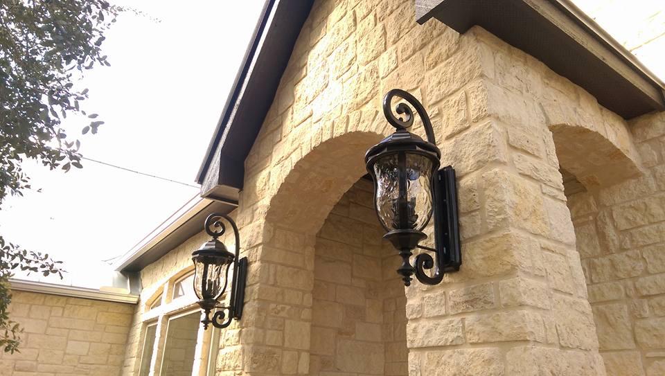 Replacing Exterior Wall Lights : LED Retrofit Archives - Landscape Lighting Guru