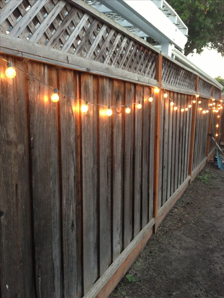DIY Outdoor Patio String Lights Landscape Lighting Guru