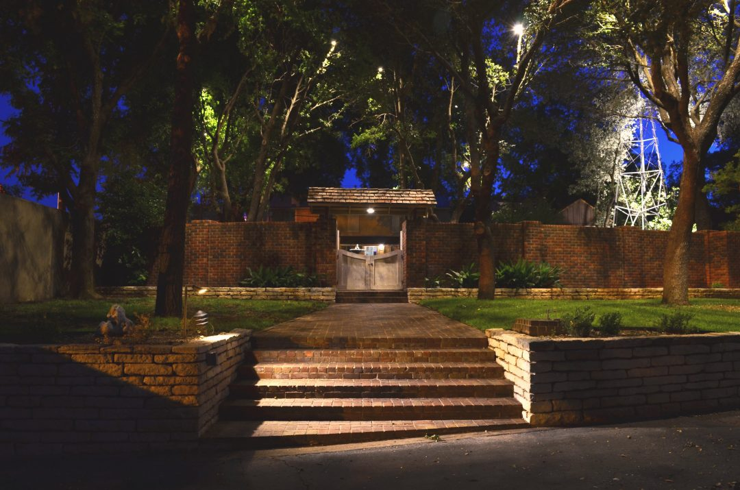 landscape lighting guru san antonio outdoor lighting installation